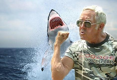 mega shark vs grandpa
