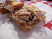 sawicki's pressed roast pork interior