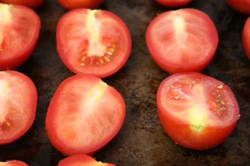 Tomatoes for dinner