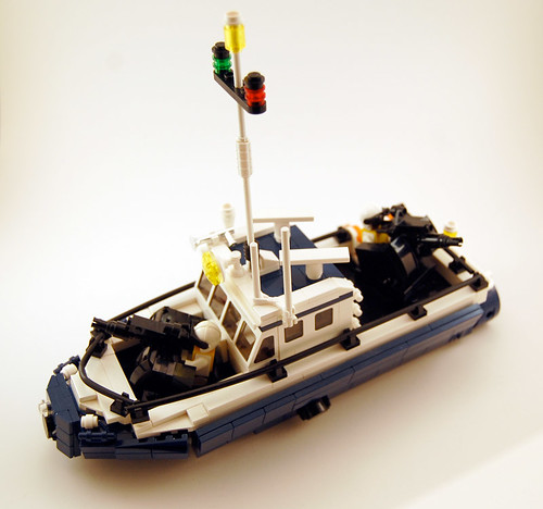 Leigh Holcombes boat