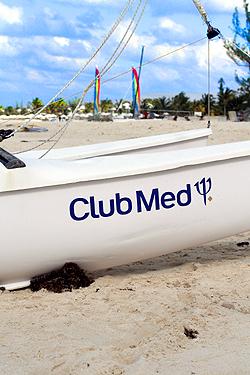 club med boat
