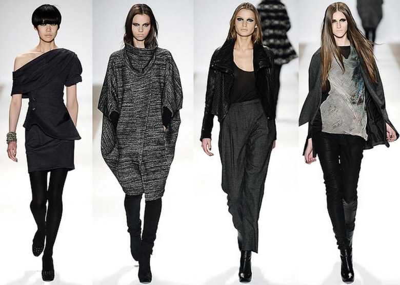 yigal azrouel: paint it black