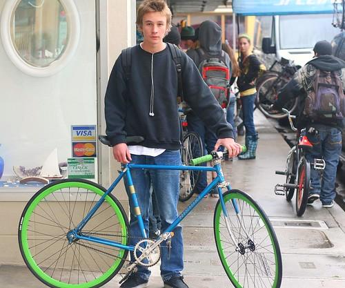 Tarck Bike Santa Cruz