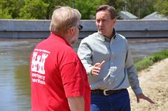 Congressman speaks to USACE Souris River area ...