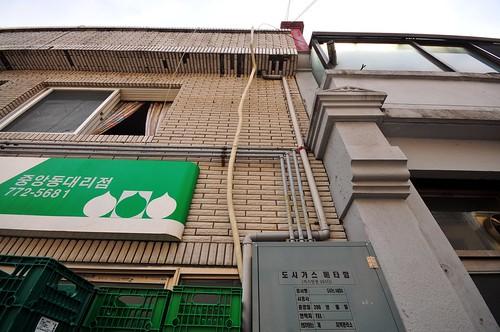 Remains of Daibutsu Hotel (?)