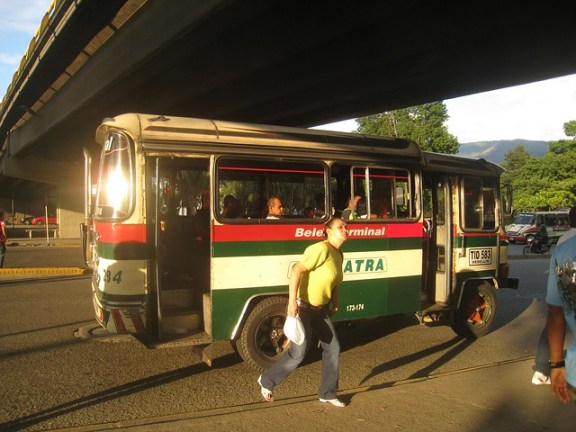 Medellin bus