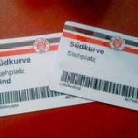 FC St. Pauli: meine Dauerkarte 2009/2010 - ab in den Süden