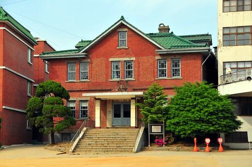 Main Hall, Yeonghwa Primary School