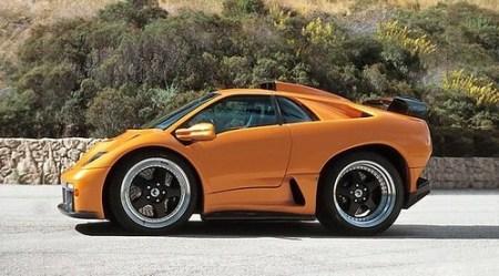 Mini Lamborghini Diablo
