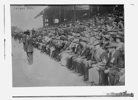 Chicago fans (LOC)
