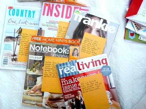 Magazine Swap