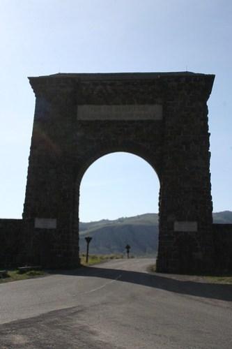 Roosevelt Gate
