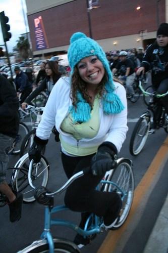 San Jose Bike Party May 2010