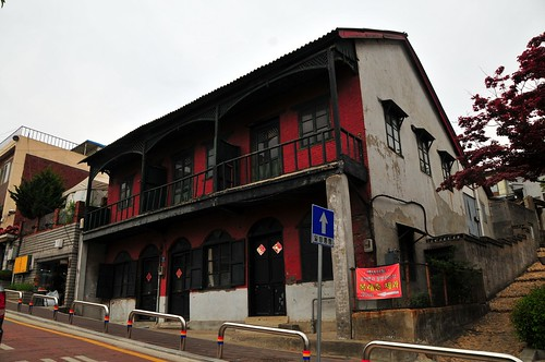 Seollin-dong Chinese Row House