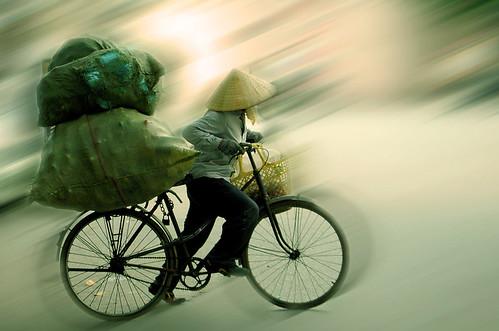 Hanoi bicycle