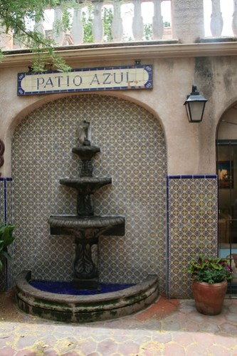 Pretty spot in tlaquepaque