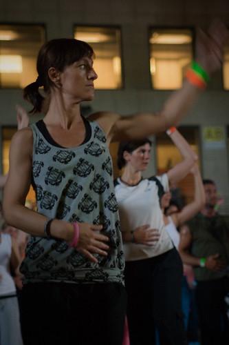 Zumba: Metodo de ejercicios para bajar de peso