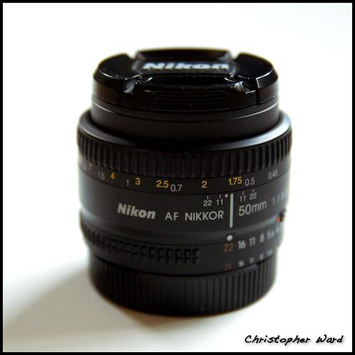 Nikkor 50mm f/1.8
