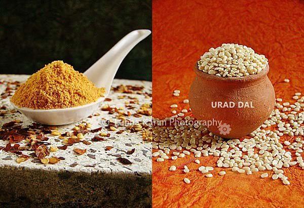 Lentil-Spice Mix