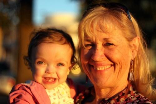 Maddie & Gramma