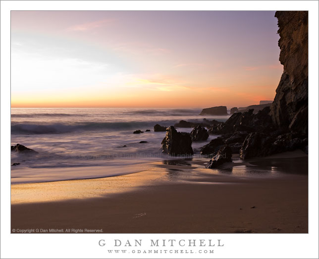 Last Light, Panther Beach