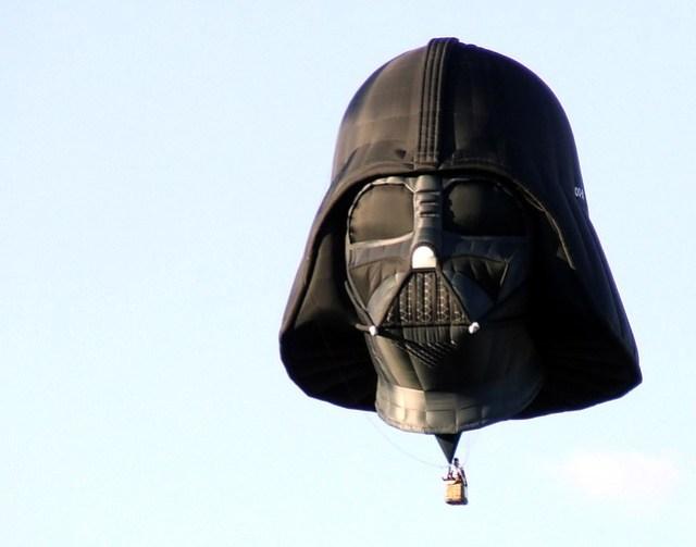 Darth Vader - Full of Hot Air