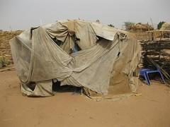 Hut at Ali's home - 2