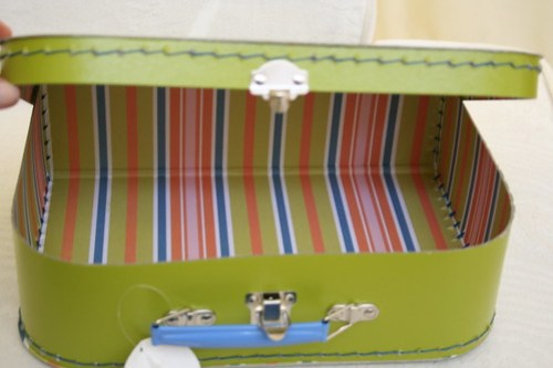 Baby luggage