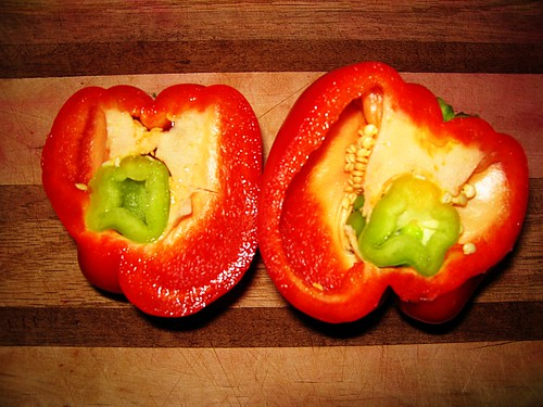 Red Pepper Teratoma (Inside)