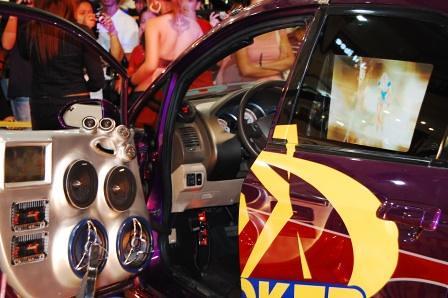 Honda City by Kid Audio Front Door