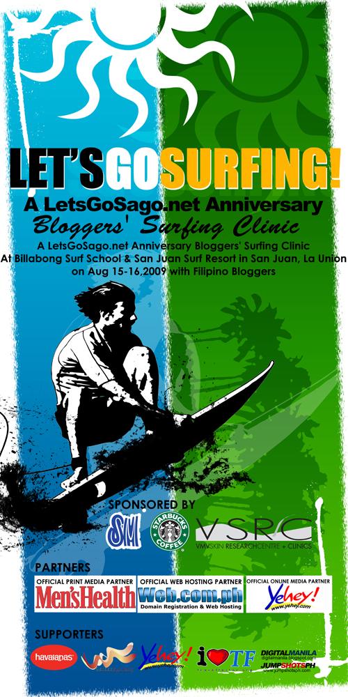 Lets Go Sago Surf Clinic