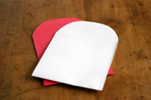 Woven Paper Valentine Hearts - 4