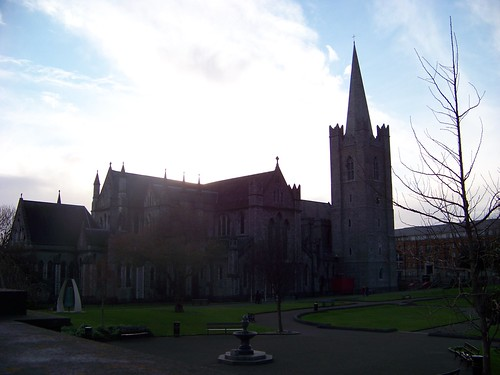 St. Patrick's Cathedral, Dublin (2/6)