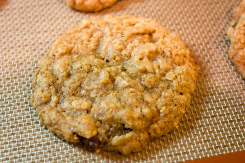President Clinton's Oatmeal Cookies