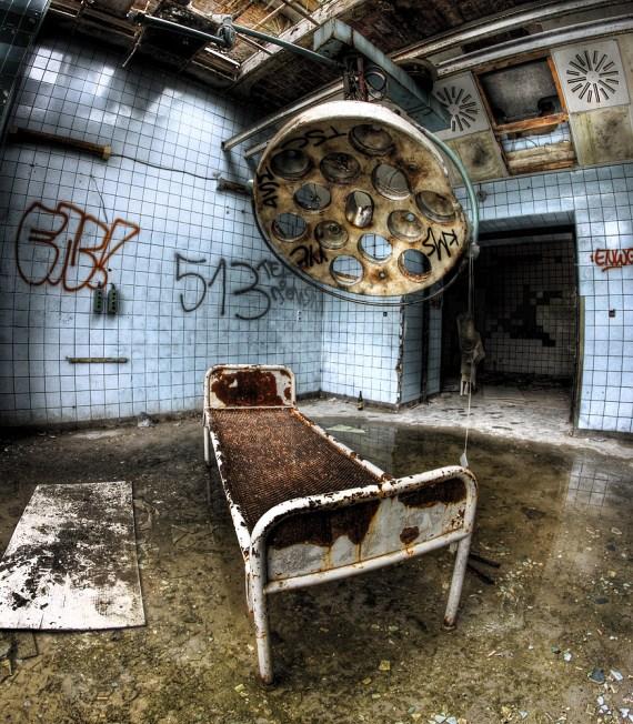 Beelitz Heilstätten OP Saal