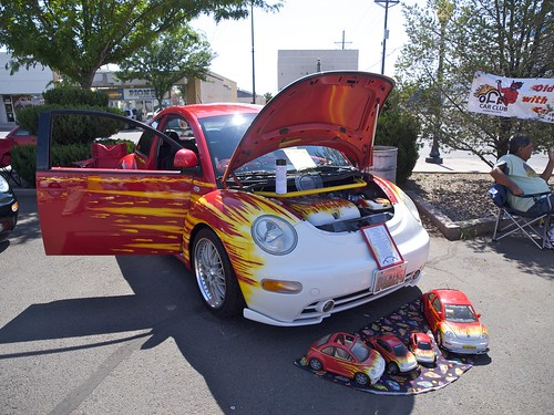 Return to Roswell Car Show
