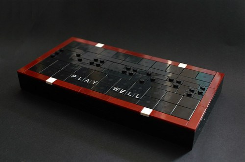 LEGO Braille 'Play Well'