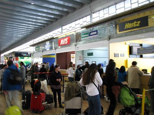 Empresas de alquiler de coches Aeropuerto de Barcelona