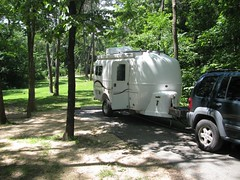 Free Camping in Missouri