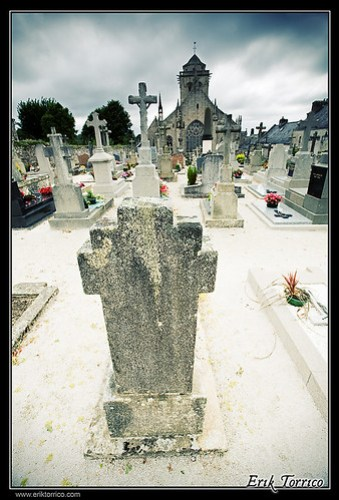 FRANCIA '09: Locronan (Bretaña)