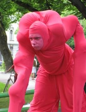 Huge Pink Guy