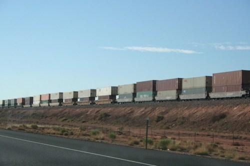 Near Winslow, AZ