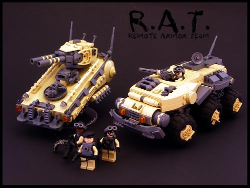 Remote Armor Team