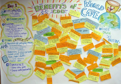 World Cafe Multilingual Report Out