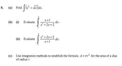 q8 maths