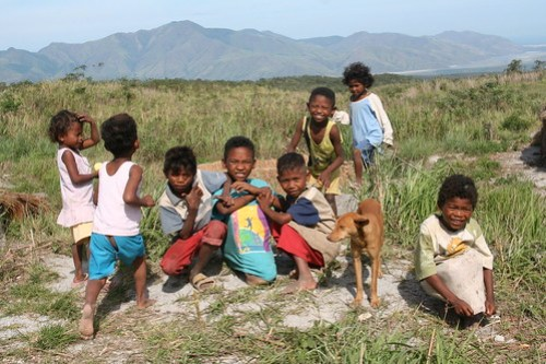 Aetas at Mt. Pinatubo