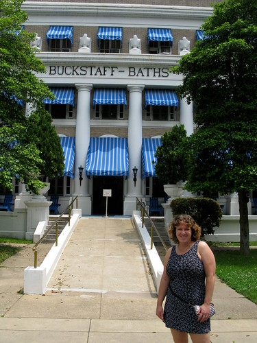 Buckstaff Baths - Hot Springs, AR