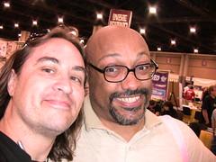 Me and Derek Coward