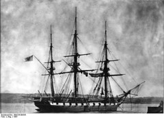 Prussian Frigate SMS Thetis