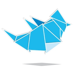 Twitter Origami
